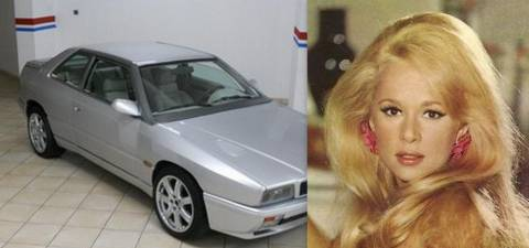 Πωλείται η Maserati της Αλίκης Βουγιουκλάκη