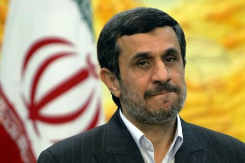 Τη θλίψη του για το μακελειό στις ΗΠΑ εξέφρασε ο Αχμαντινετζάντ