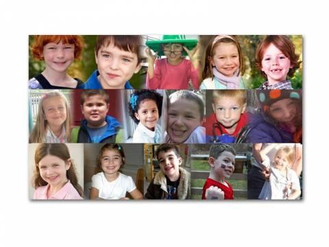 Αυτά είναι τα παιδιά που σκότωσε ο Λάνζα στο μακελειό του Κονέκτικατ