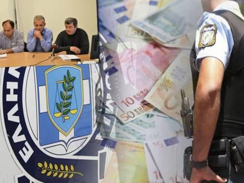 Πρώην αξιωματικοί της ΕΛ.ΑΣ διεκδικούν εκατομμύρια από το Δημόσιο