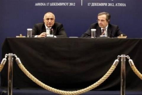 Υπέρ της ευρωπαϊκής προοπτικής των Δυτικών Βαλκανίων Μπορίσοφ-Σαμαράς