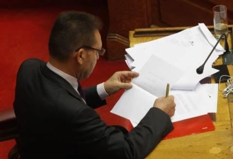 Στην επιτροπή Οικονομικών το φορολογικό νομοσχέδιο