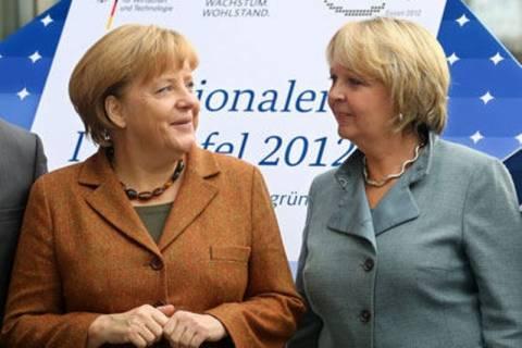 «Πιο αξιόπιστη πολιτικός» η Άνγκελα Μέρκελ