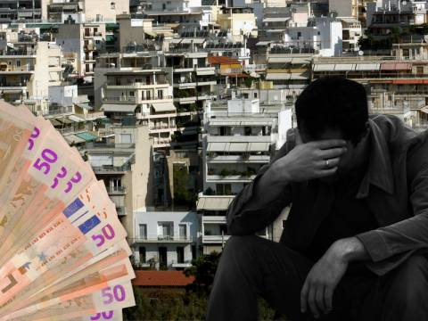 Τριπλό χαράτσι για τους ιδιοκτήτες ακινήτων μέσα στο Δεκέμβριο