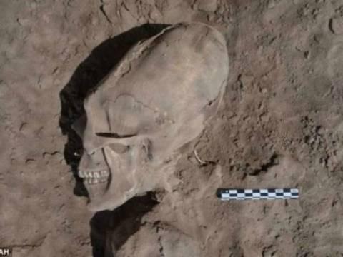 Απίστευτο βίντεο: Βρήκαν σκελετούς από περίεργα όντα
