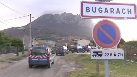 21 Δεκεμβρίου 2012: Υπό επιτήρηση το γαλλικό «χωριό της Αποκάλυψης»