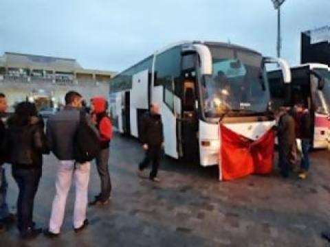 Επικίνδυνα τα αλβανικά λεωφορεία που έρχονται Ελλάδα