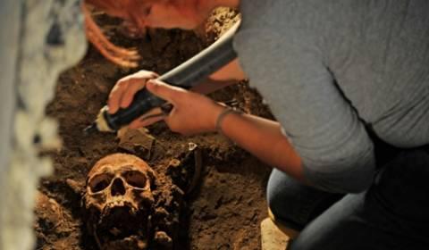Daily Mail: Οι αρχαιολόγοι ανακάλυψαν το κρανίο ενός Alien