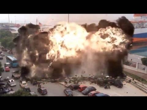 Απίστευτο βίντεο: Το τέλος της Πάτρας.. ήρθε!