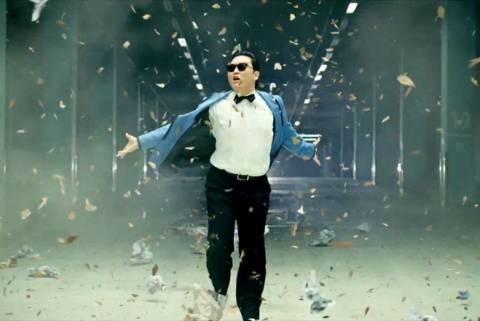 Νέο ρεκόρ για το Gangnam Style: 7-10 εκατομμύρια προβολές καθημερινά!