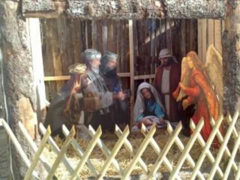 Απίστευτο! «Πόλεμος» σε χωριό για μια φάτνη