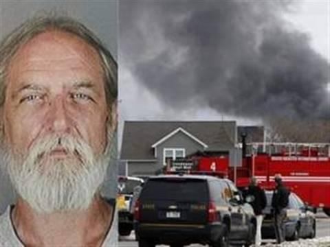 ΗΠΑ:Έκανε αυτό που του άρεσε, έγραψε ο δολοφόνος των πυροσβεστών!