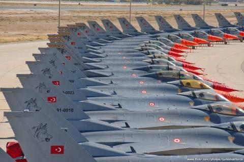 Τουρκία: Μαζική αγορά πυραύλων αέρος - αέρος για τα μαχητικά της