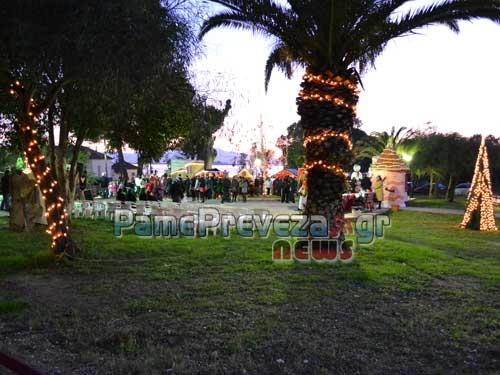 Πρέβεζα: Έτσι γιορτάζουν τα Χριστούγεννα στον Αγ. Θωμά (vid-pics)