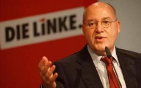 Μείωση αμυντικών δαπανών κατά 50% στην Ελλάδα απαιτεί το Die Linke
