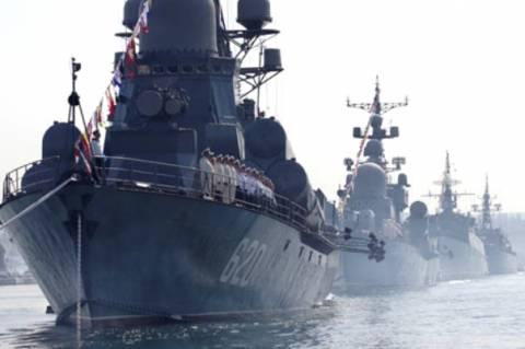 Άσκηση του Ρωσικού Στόλου στο Αιγαίο τα επόμενα 24ωρα