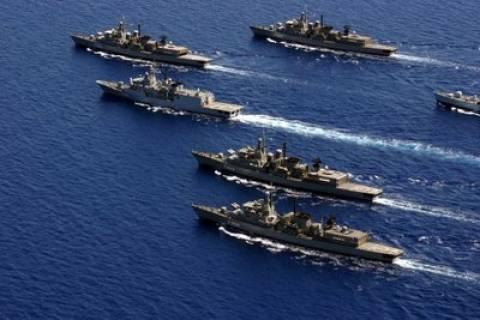 Ετοιμάζεται το Πολεμικό Ναυτικό για ασκήσεις στο Αιγαίο