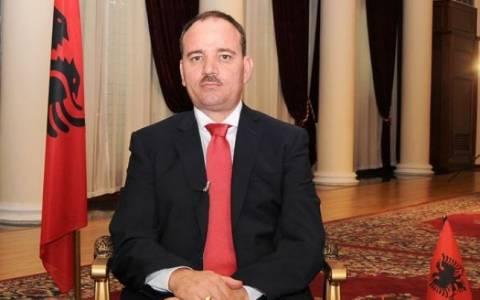 Ο Πρόεδρος της Αλβανίας υπέρ του Τσάμικου