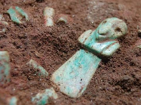 Τα 10 σημαντικότερα αρχαιολογικά ευρήματα του 2012