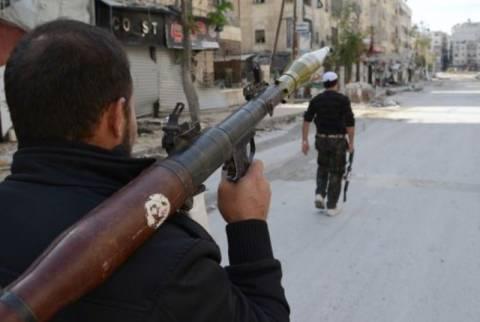Συρία: Εικονολήπτης τραυματίστηκε από σφαίρα