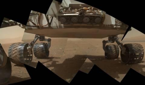 To 2013 η άκατος επιφανεία Curiosity θα βρει ζωή στον Άρη