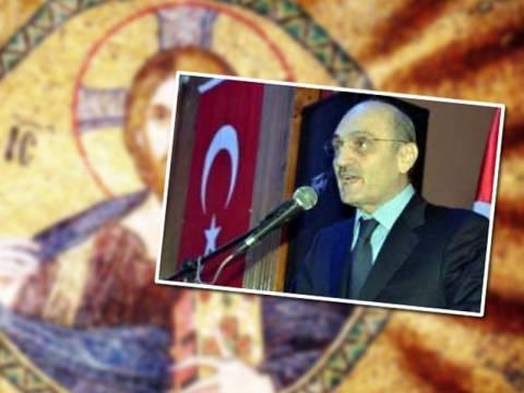 Τούρκος υπουργός: O Χριστιανισμός δεν είναι θρησκεία!