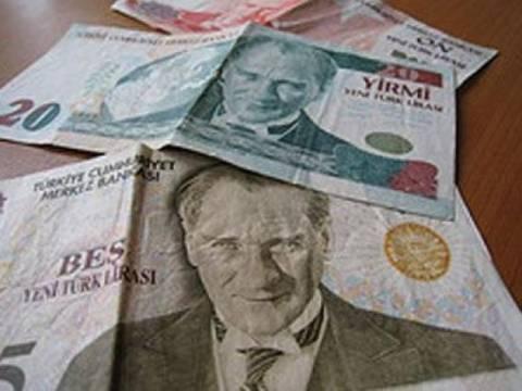 Η Τουρκία μειώνει το φόρο για καταθέσεις σε λίρα