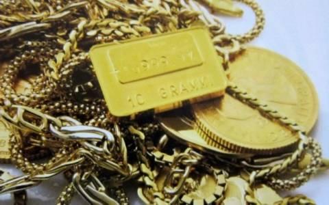 Ηράκλειο: Κλεμμένα χρυσαφικά σε ενεχυροδανειστήριο