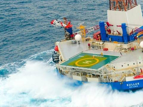Αλάσκα: Σταμάτησε η διαρροή από την πλατφόρμα πετρελαίου της Shell