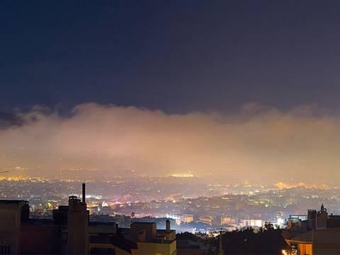 Τεράστιος κίνδυνος για την δημόσια υγεία η αιθαλομίχλη