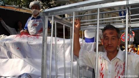 ΣΟΚ! Αφαίρεση οργάνων μετά από εκτελέσεις