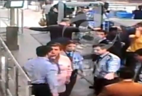 Bίντεο: Δείτε το χαστούκι της Αιγύπτιας Πρέσβειρας