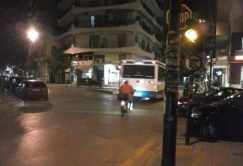 Προσοχή: Εκτός λειτουργία φανάρια στο κέντρο της Πάτρας