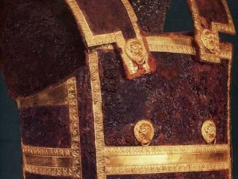 Τα «αλεξίσφαιρα γιλέκα» των Aρχαίων Ελλήνων