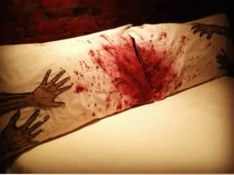 Εσείς θα κοιμόσασταν σε τέτοια σεντόνια; (pics)