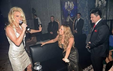 Δείτε τον άραβα που πλήρωσε για μία νύχτα την Anderson και τη Lohan
