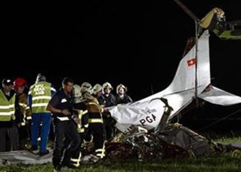 Oικογένεια ξεκληρίστηκε στο αεροπορικό δυστύχημα στη Γαλλία