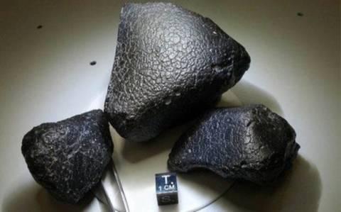 «Αρειανός» μετεωρίτης εντοπίστηκε στη Σαχάρα