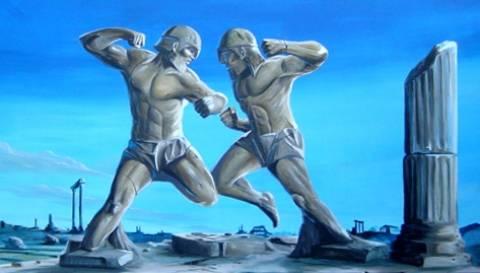 Παγκράτιο: Η στρατιωτική τέχνη των Αρχαίων Ελλήνων