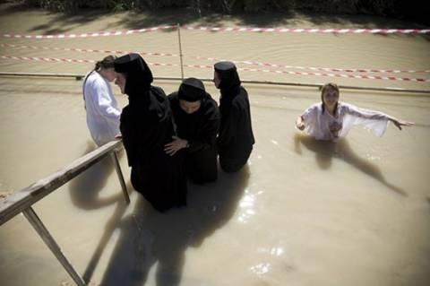 Δείτε πώς είναι ο Ιορδάνης ποταμός σήμερα