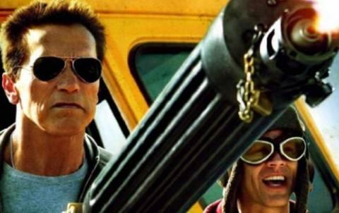 Σβαρτσενέγκερ: Δεν φταίει το Hollywood για τα φαινόμενα βίας