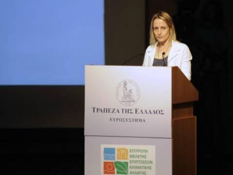 Ποιός είναι ο μισθός της Τίνας Μπιρμπίλη στον ΟΟΣΑ;