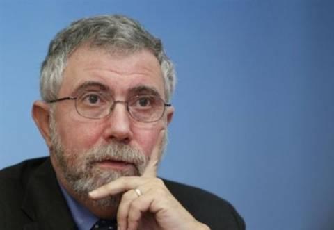 Κρούγκμαν: Η ελληνική κρίση ερμηνεύτηκε λανθασμένα