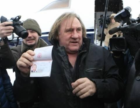 Ντεπαρντιέ: Έχω ρωσικό διαβατήριο, αλλά είμαι Γάλλος