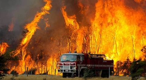 Στις φλόγες η Τασμανία-Δεκάδες αγνοούμενοι και άστεγοι