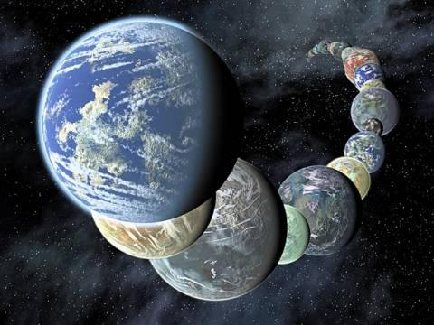 Νέους πλανήτες ανακάλυψε το τηλεσκόπιο Κέπλερ της NASA!