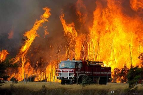 Αυστραλία: Θερμοκρασίες ρεκόρ-Μαίνονται δεκάδες πυρκαγιές