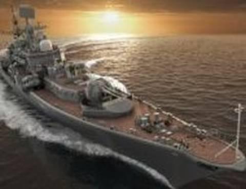 Μπήκε η Ρωσική αρμάδα από το Γιβραλτάρ στην Μεσόγειο