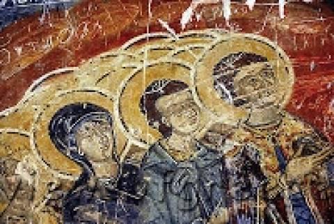 Aπίστευτο: Ξήλωσαν τοιχογραφίες, μαζί με το σοβά, από ορθόδοξο ναό!