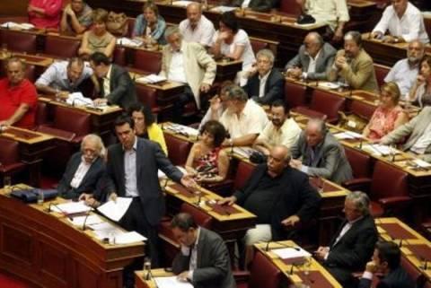Απόσυρση του νομοσχεδίου ανασυγκρότησης του υπ.Ναυτιλίας ζητά ο ΣΥΡΙΖΑ
